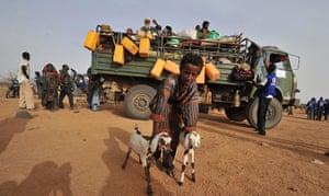 Shepherds: Niger