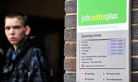 Bury Job Centre Plus offices