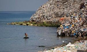 Rubbish dump, Sidon