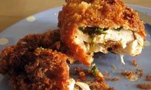 Hugh Fearnley-Whittingstall's recipe chicken kiev