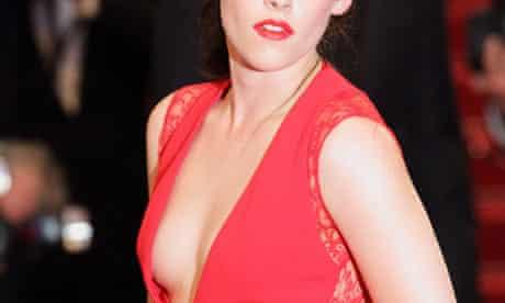 Kirsten Stewart's sideboob