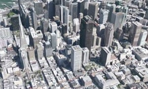 Google unveils 3D cities in Google Earth and offline Google Maps for