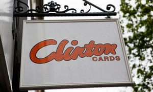 Us company american greetings acquires clinton cards business clinton cards sign m4hsunfo