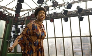 Best pop stars: Jennifer Hudson in Dreamgirls