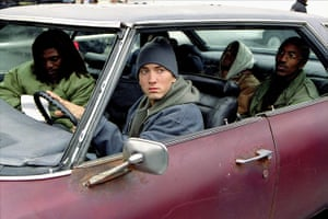 Best pop stars: 8 Mile