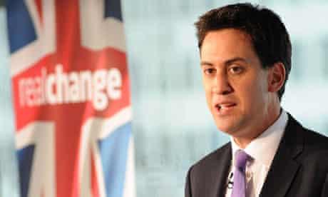 Ed Miliband speech 'Defending the Union in England' London, Britain - 07 Jun 2012