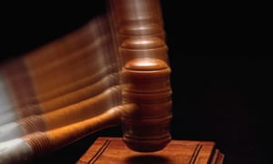 An auctioneer's gavel