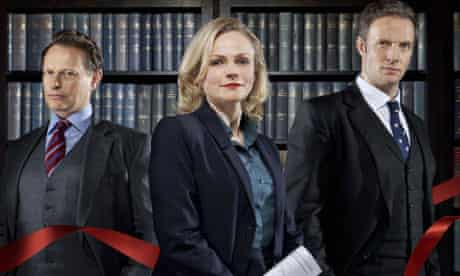 BBC programme Silk