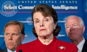 Dianne Feinstein, Saxby Chambliss, Mike Rogers