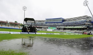 CRICKET - England v West Indies - 3rd Investec Test - Day One