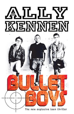 Children's fiction prize: Bullet Boys by Ally Kennen
