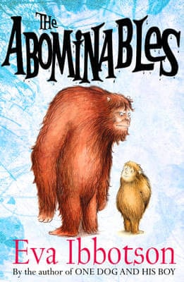 Children's fiction prize: The Abominables by Eva Ibboston