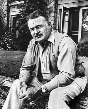 Gatsby: Ernest Hemingway