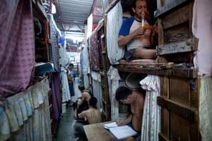 from the agencies: Honduras prisons by Rodrigo Abd