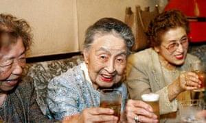 FILES-JAPAN-SOCIETY-ELDERLY-ARIMA