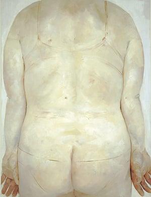 Jenny Saville: Trace, 1993