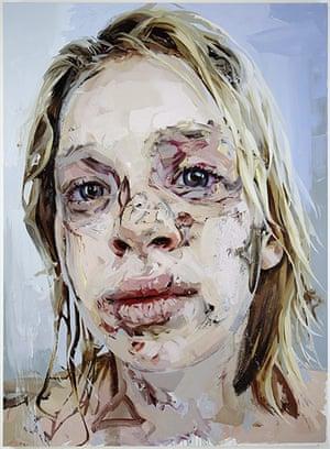 Jenny Saville: Bleach, 2008