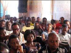 Burkina Faso : Human Trafficking in West Africa
