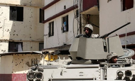 clashes between Alawites of Jabal Mohsen district and Sunni Muslims of Bab al-Tebbaneh.