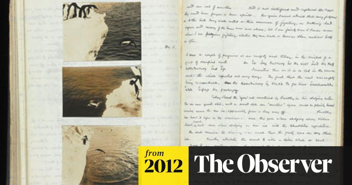 Sexual depravity' of penguins that Antarctic scientist dared