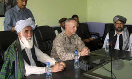 Afghanistan John Allen
