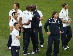 sport: Spain v Italy - UEFA EURO 2012 Final