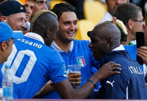 sport2: Italy's Balotelli