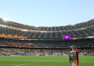 sport3: Spain v Italy - UEFA EURO 2012 Final