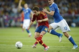 sport9: Spanish defender Jordi Alba