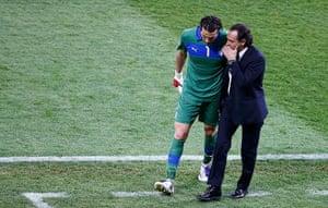 sport12: Italy's coach Prandelli