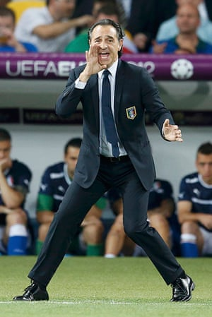 sport13: Italy's coach Prandelli