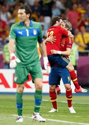 sport19: Spain's Torres