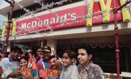 mcdonalds delhi