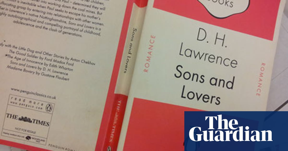 Sons and Lovers: a century on | Books | The Guardian