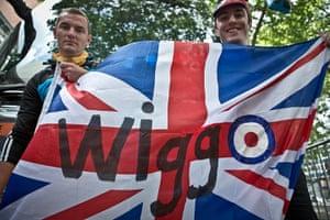 Wiggins: Wiggins fans