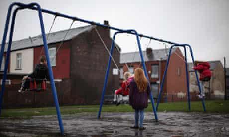 Children in Manchester