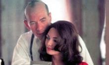 Ian McKellen and Joanne Whalley Kilmer in Scandal
