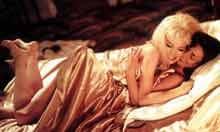 Bridget Fonda and Joanne Whalley in Scandal