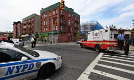 NYPD FDNY shooting Brooklyn New York
