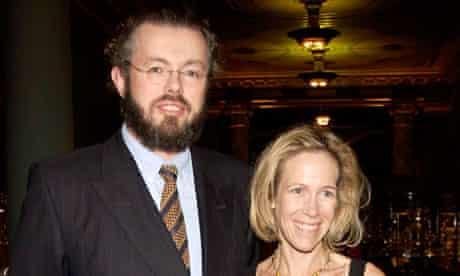 Hans Kristian Rausing and Eva Rausing