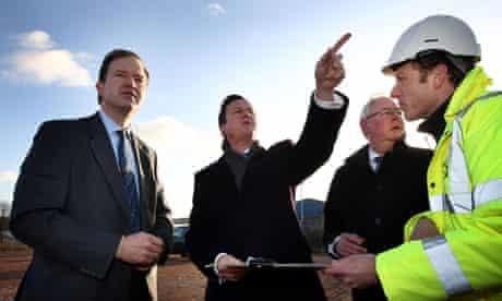 Jesse Norman and David Cameron