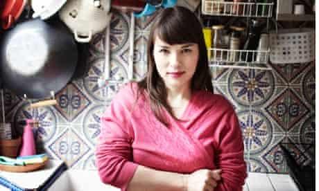 Rachel Khoo shot in her Paris kitchen Rachel Khoo shot in her Paris kitchen