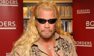Duane 'Dog The Bounty Hunter' Chapman