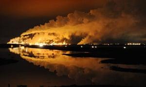 Alberta oil sands extraction
