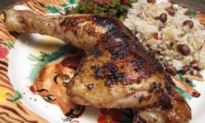 Felicity's perfect jerk chicken
