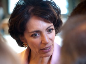 French Social Affairs and Health Minister Marisol Touraine