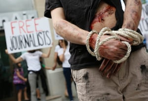 Iran reporters: Reporters Without Borders