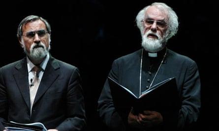 Rowan Williams and Lord Sacks