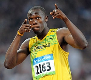 Olympic characters: Athletics, Track & Field