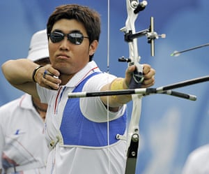 Olympic characters: South Korea's Im Dong-Hyun
